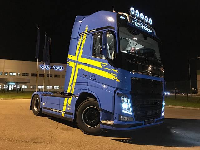 Volvo FH Viking