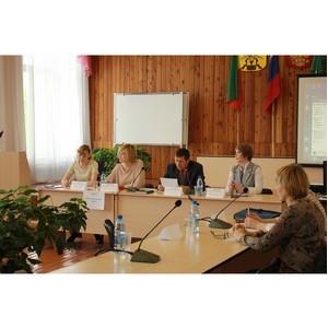 Виктория Бессонова посетила Чернышевск в рамках Дня открытых дверей для предпринимателей