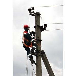 Рязаньэнерго реконструировал и построил 266 км линий электропередачи