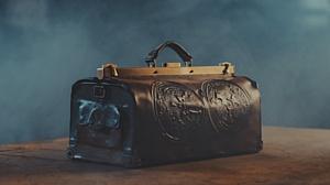 Актер Е. Князев в новой рекламной кампании бренда сумок Ante Kovac