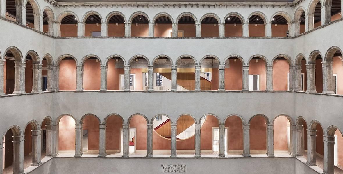 Фондако-деи-Тедески. Венеция, Италия.  Delfino Sisto Legnani & Marco Cappelletti, © OMA