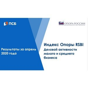 Индекс деловой активности МСП в России сократился до минимума за 5 лет