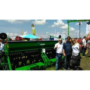 Наступает жаркое время для производителей сельскохозяйственной техники