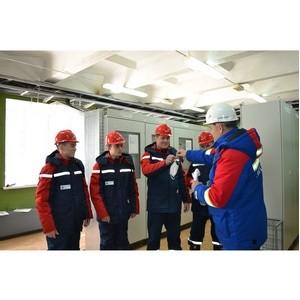 Чувашские энергетики следят за охраной труда