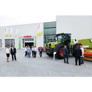 Claas: новый склад ускорит доставку грузов