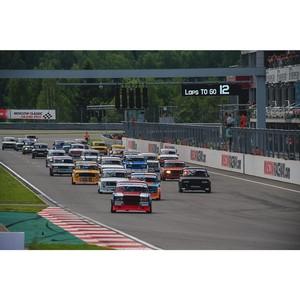 На Moscow Raceway прошел 2-ой этап кольцевого чемпионата Moscow Classic Grand Prix 2017