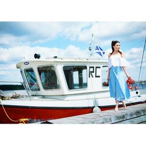 Круиз Лизы Мариковой на страницах Topbeauty