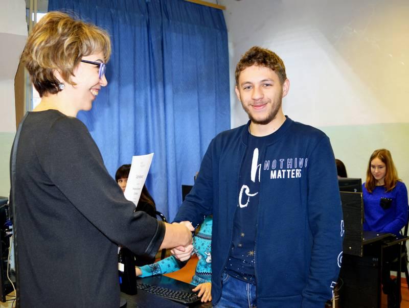 Студенты Рубцовского института – активные участники обучающих программ СКБ Контур