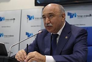 Пресс-конференция ректора КФУ Ильшата Гафурова