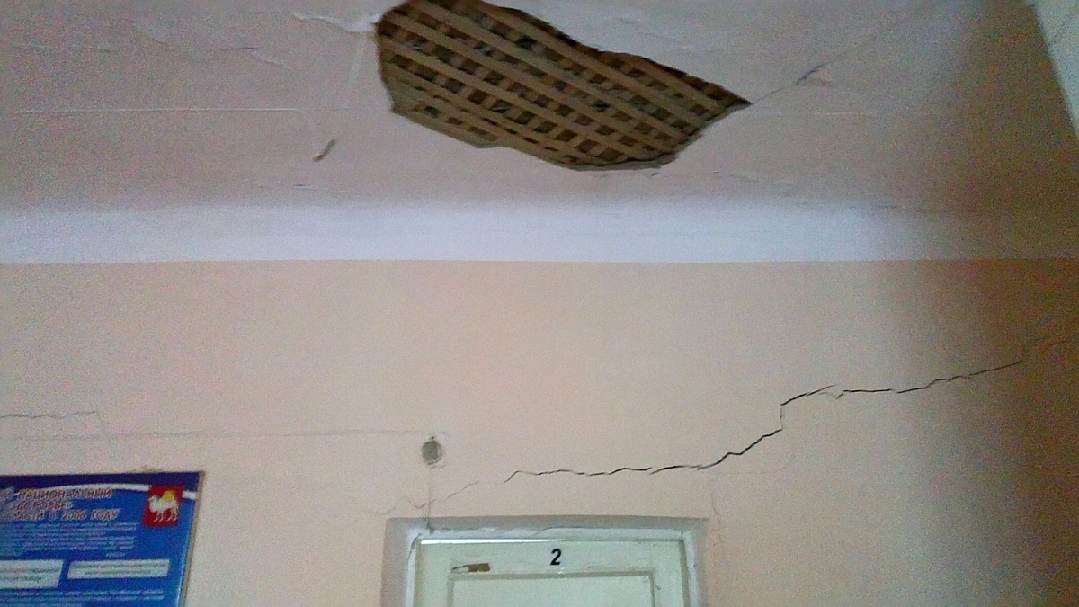 В фотоконкурсе ОНФ худшей поликлиникой признано медучреждение города Копейска Челябинской области