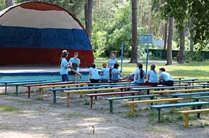 Воронежские активисты ОНФ провели мониторинг детских оздоровительных лагерей региона