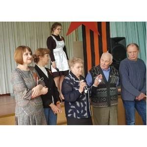 В Карелии к проекту ОНФ «Имя героя – школе» присоединилась петрозаводская школа №8