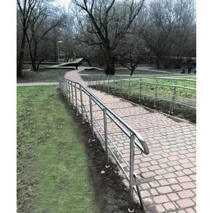 Московские парки благоустроили к весне