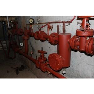 В жилых домах Дальнего Засвияжья заменили систему канализации