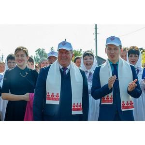 Делегация Чувашии приняла участие в презентации татарского культурного проекта «Чӳклеме»