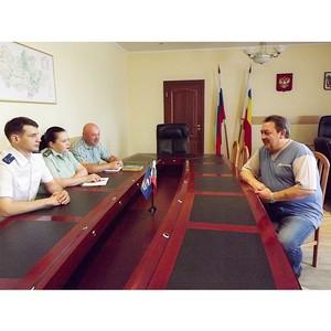 День бесплатной юридической помощи в Тарасовском районе