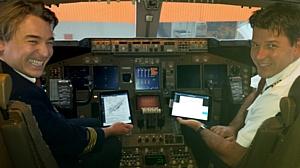 TNT Airways заменяет всю бумажную полетную документацию на iPad