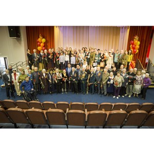 Благотворительный проект Корпорация добрых дел поздравил ветеранов ВОВ