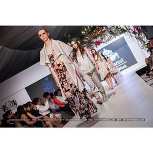 Украинские дизайнеры на неделе моды в Бухаресте