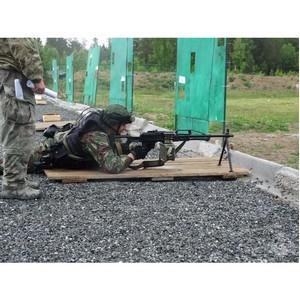 В Нижнем Тагиле состоялись соревнования среди групп боевого порядка