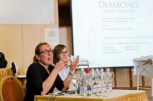 Революционная программа Diamond Whitening System от компании Natura Bisse