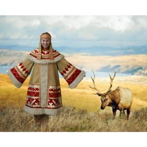 У Площади Гагарина появился нанайский медведь