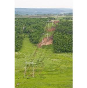 «Индастек» завершает монтаж опор ЛЭП 500 кВ между Зейской ГЭС и Амурской