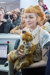 «Упоротый лис» в кибермаркете Юлмарт