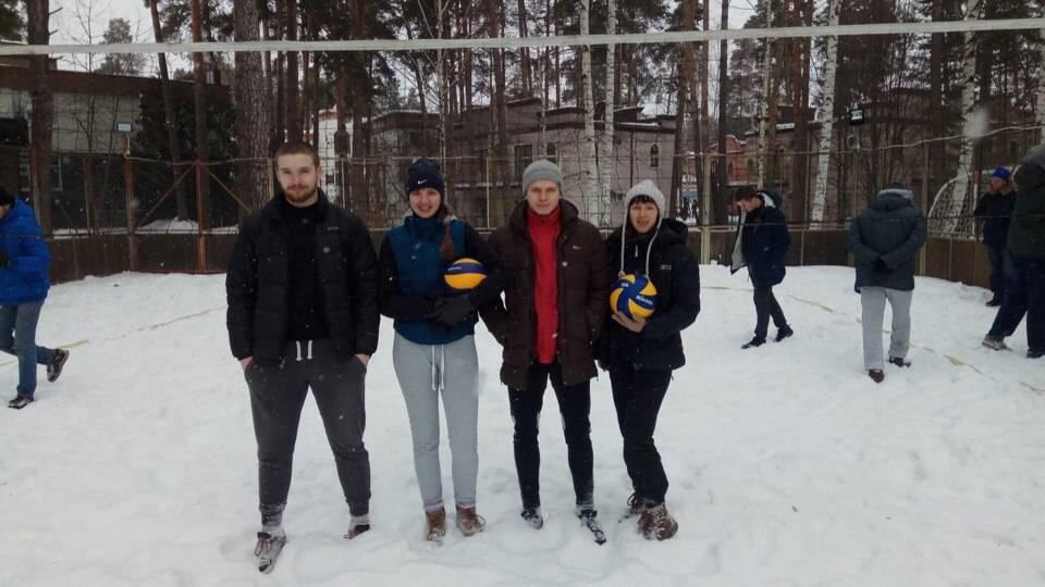 Спортсмены Дзержинского филиала РАНХиГС стали призерами городского турнира по волейболу