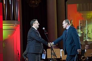 """10 октября на сцене театра """"Буфф"""" состоится церемония награждения лауреатов премии """"Шеф года 2016"""""""