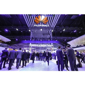 Huawei представила новые продукты на Mobile World Congress 2018 в Барселоне