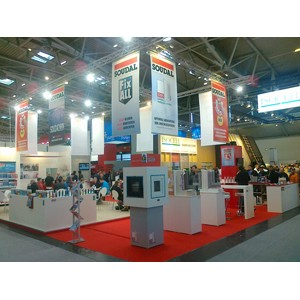 Компания Soudal представила продукцию на ярмарке в Мюнхене