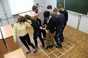 В Дзержинском филиале РАНХиГС состоялось посвящение студентов факультета управления и экономики