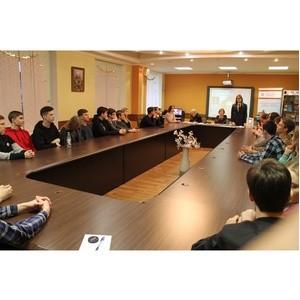 В Саранске прошла встреча с автором книги о герое Второй мировой