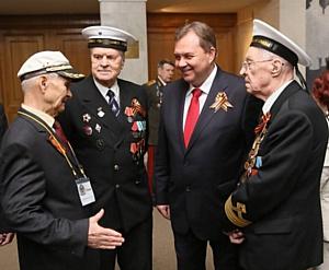 Виктор Павленко: Архангельск станет центром празднования 75-летия Северных конвоев