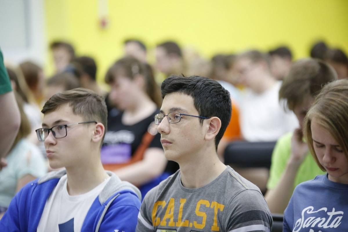 От школьных проектов к Иннопрому: участники Уральской проектной смены предлагают новые решения