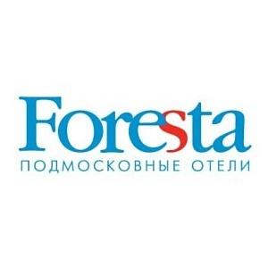 Бесплатное катание на вертолете в подмосковном отеле Foresta Festival Park