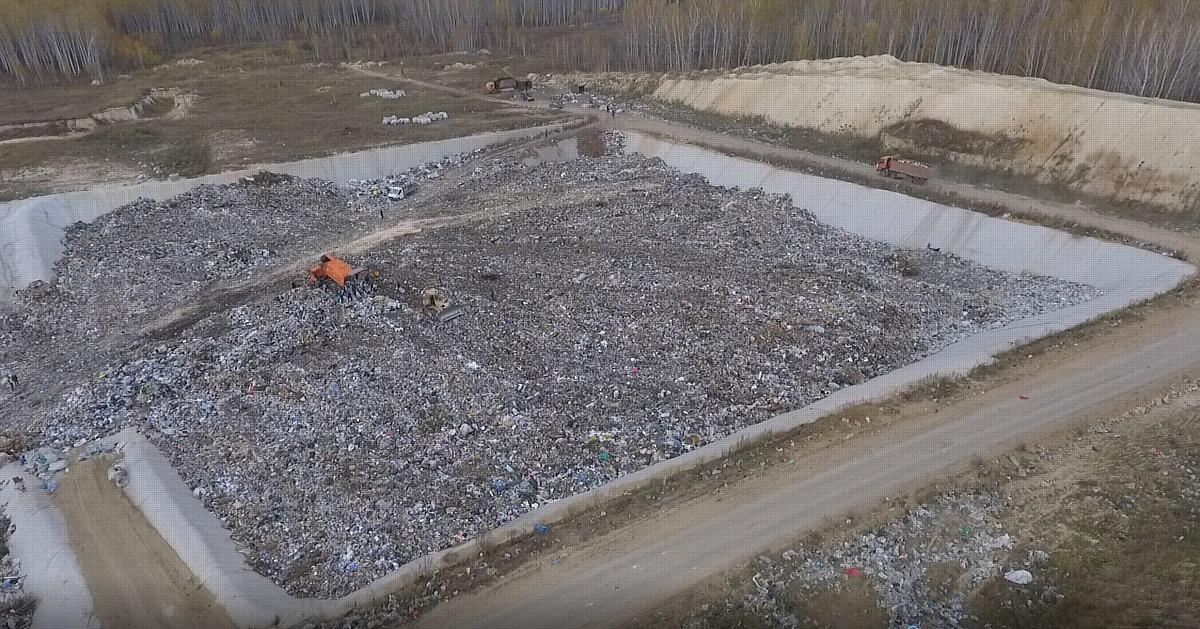 Челябинские эксперты ОНФ выявили нарушения на полигоне твердых коммунальных отходов в Полетаево