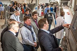 Оборудование и программное обеспечение от компании Marel на выставке VIV Russia 2015