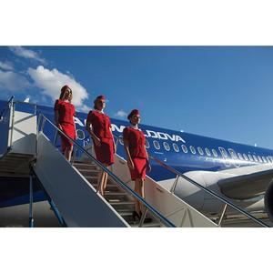 Air Moldova увеличивает число рейсов в Россию