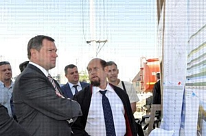Председатель Правления ОАО «ФСК ЕЭС» Олег Бударгин поблагодарил сочинских энергетиков