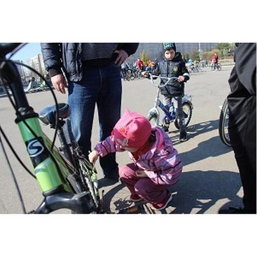 Смоленская АЭС: атомщики открыли велосезон