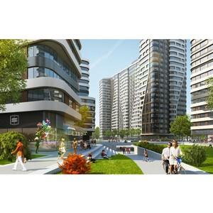«Атриум» завершил разработку архитектурной концепции для квартала «Символ»