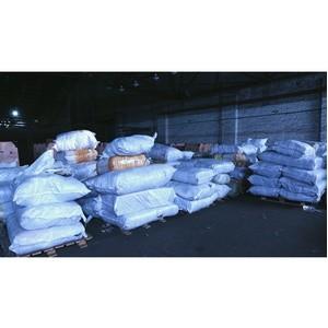 Омской таможней задержаны товары с признаками контрафактности