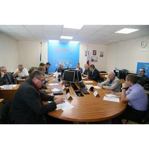При содействии ОНФ был решен ряд вопросов по защите леса и теплоснабжению жилых домов в Зауралье