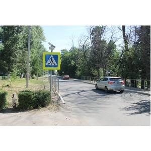 После сигнала ОНФ власти Семилук пообещали оборудовать парковку на улице Крупской