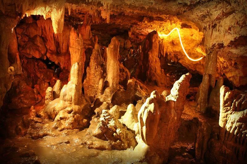 Тайны крымских подземелий. 6 самых известных пещер полуострова.