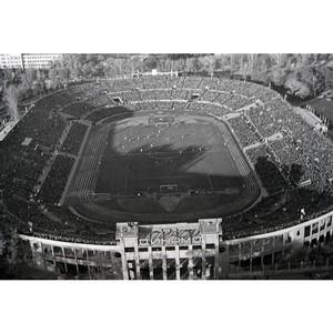 Стадион «Динамо» празднует свое 89-летие