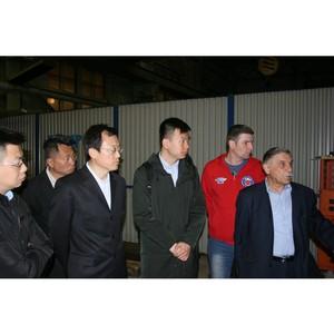 РЦЛТ с деловым визитом посетила китайская делегация