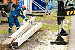 Энергетики приступили к реконструкции подстанции «Молоково» в Ленинском районе Подмосковья